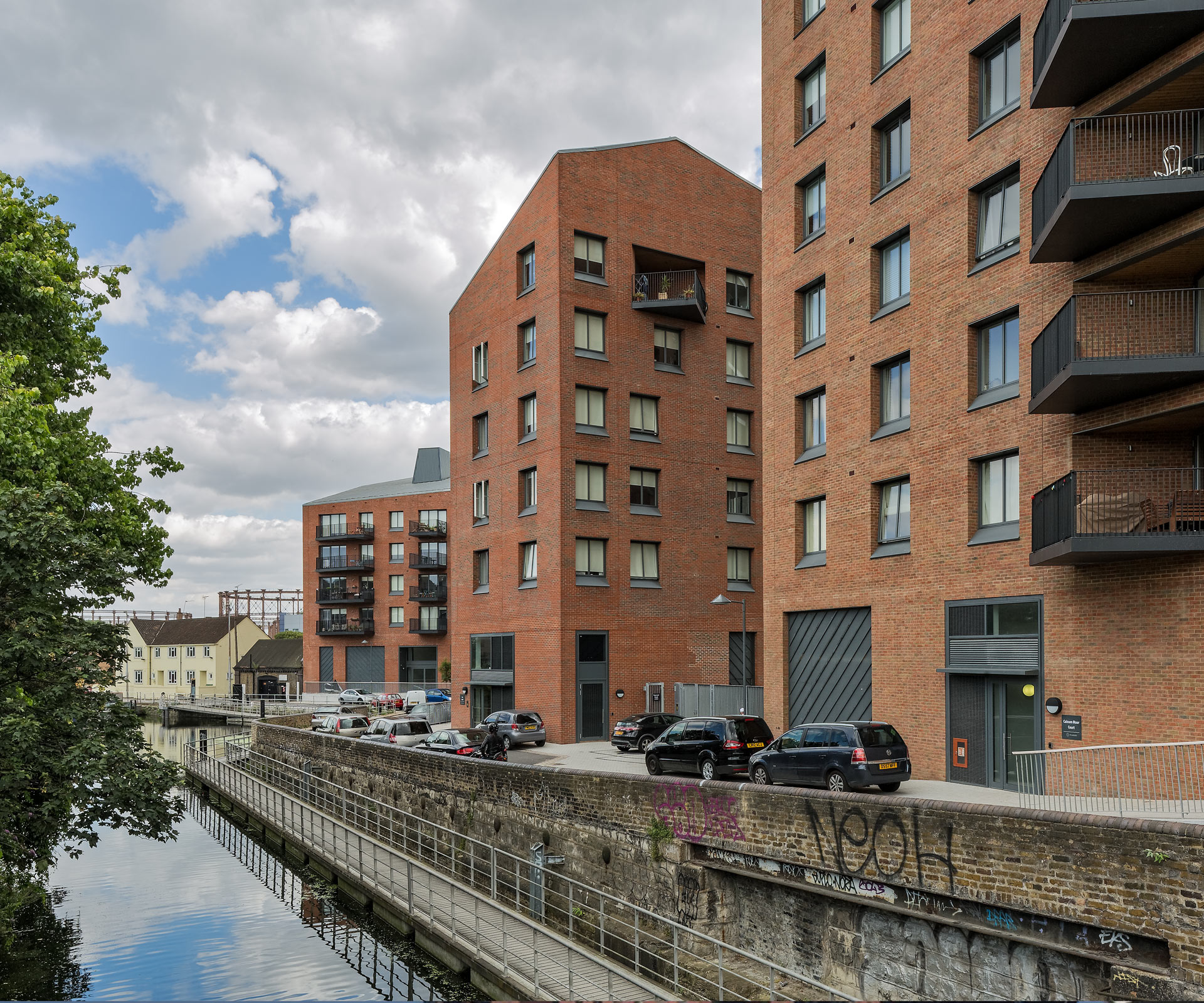 Street Housing: Lock Keepers Shortlisted At The Housing Design Awards