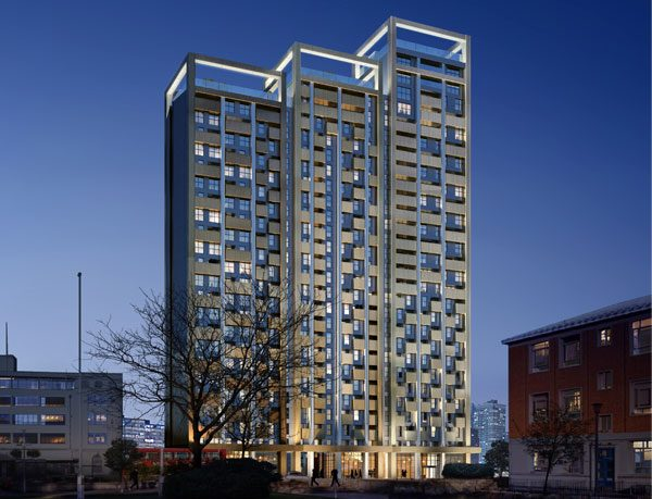 Ten Trinity Square - Ardmore